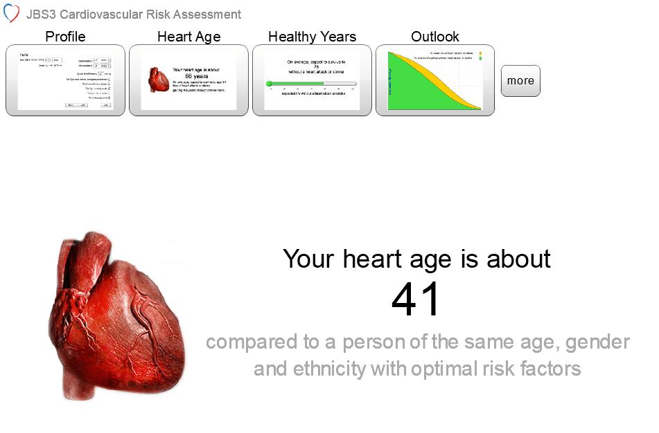 Picture of JBS3 Cardiovascular Risk Assessment